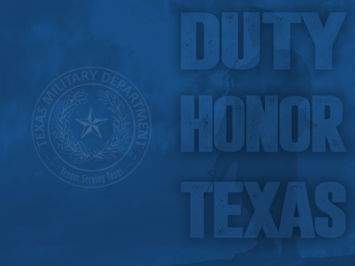 Duty Honor Texas