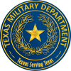 Texas Military Department Logo