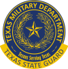 Texas State Guard Logo (2 Color)