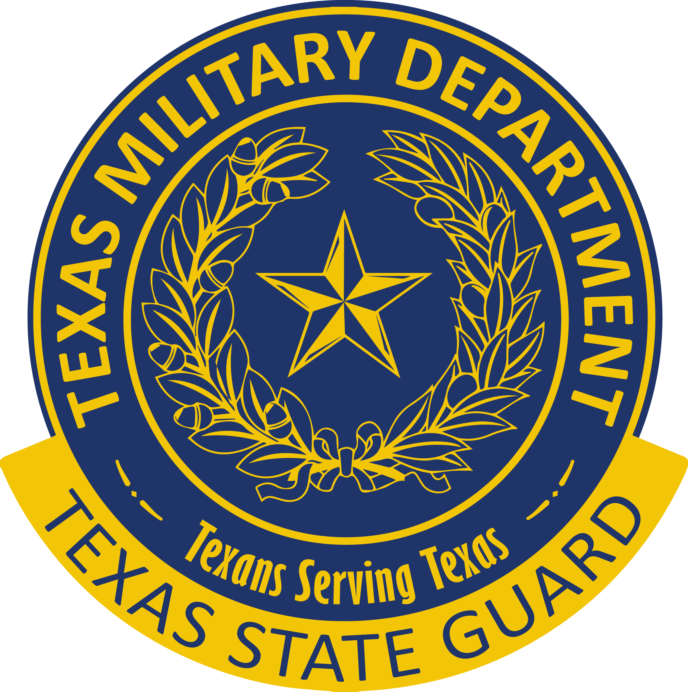TMD Branding - Texas Military Department