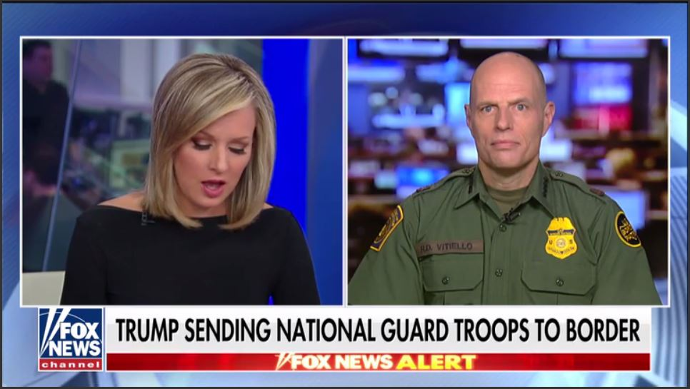CBP chief: National Guard is going to make a difference -