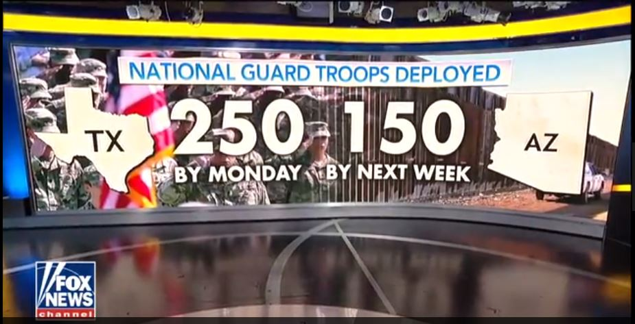 Texas National Guard officer talks what troops do at border -