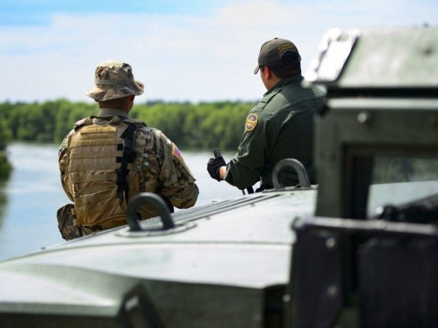 PHOTOS: Troops Strengthen Border Security, Says Texas Governor -