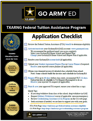 Money for College - Texas Military Department