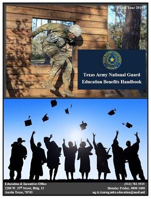 Texas Army National Guard Education Benefits Handbook
