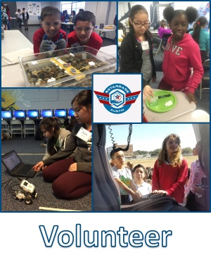 STARBASE Austin Volunteer