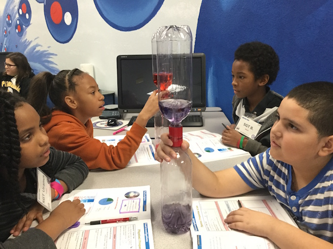 Observing Properties of Air