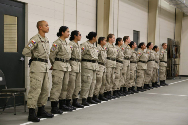 Texas Challenge Academy - Texas Military Department