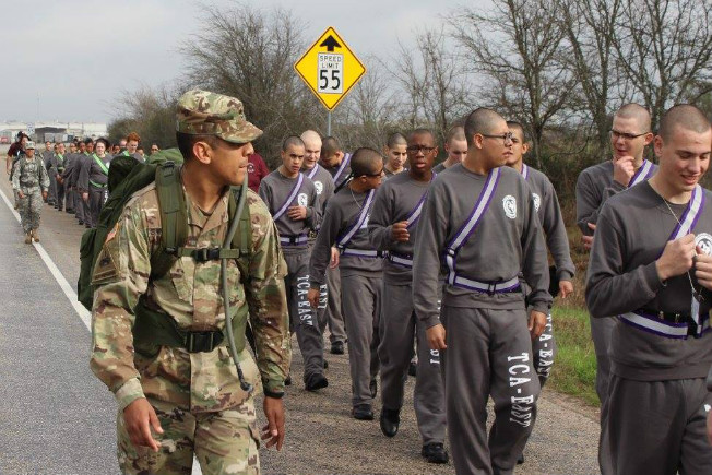 Texas Challenge Academy Texas Military Department