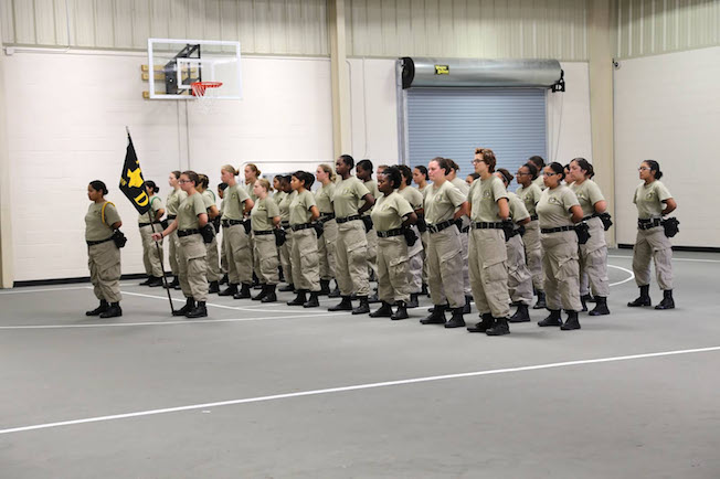Texas Challenge Academy - Texas Military Department