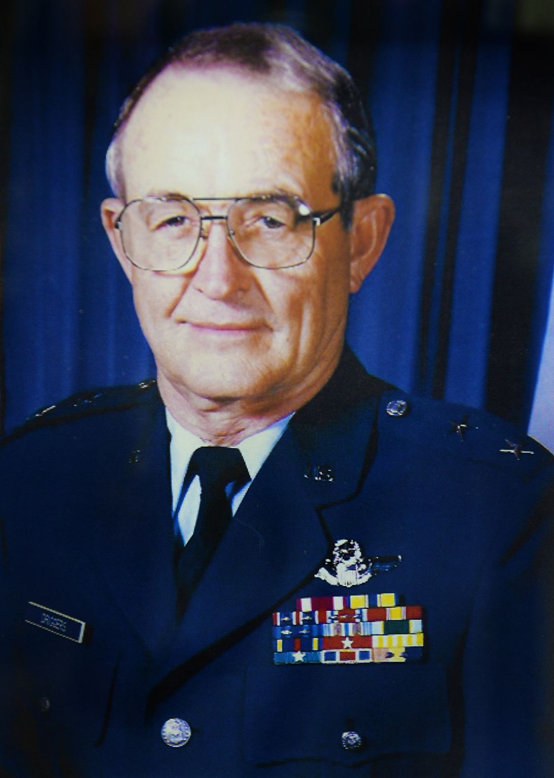 "Air Force Maj. Gen Charles ""Rex"" Driggers"