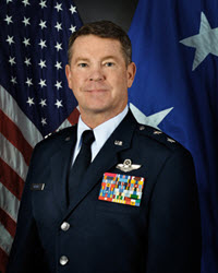 Photo of MG John F. Nichols