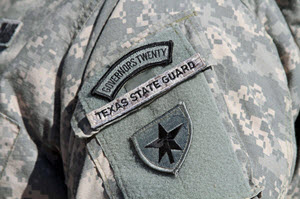 Soldiers TXSG Patch