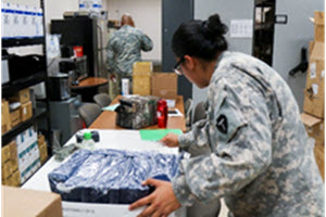 "MCALLEN, Texas-- After a few weeks of training, Texas National Guard Soldiers began work in their sectors fulfilling administrative, surveillance and maintenance tasks in order to free up agents and assist in border mission efforts as part of Gov. Greg Abbott's directive of ""putting badges back to the border,"" Tuesday, May 1, 2018.  (Photos by Army 1st. Lt. Nadine Wiley De Moura, 100th Mobile Public Affairs Detachment/Released)"