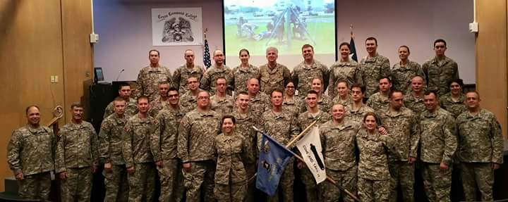 2nd Regiment RBOT Graduation