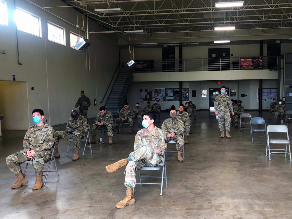 Joint Task Force 176 Prepares to Respond to COVID 19 -