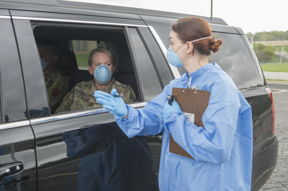 Texas Military Department Prepares to Assist Healthcare Providers in the COVID-19 Response -