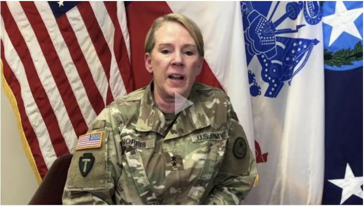 Major General Tracy R. Norris -