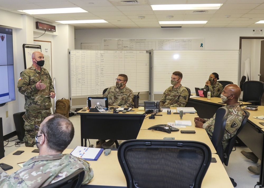 Texas State Guard plays active role in Texas Military Department COVID-19 response -
