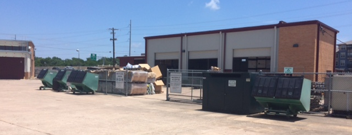 Picture of Camp Mabry Recycling Center