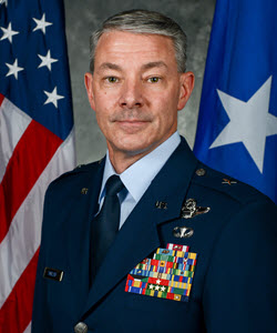 Brig. Gen. Suelzer Director, Joint Staff