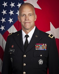 Major Gen. Greg Chaney