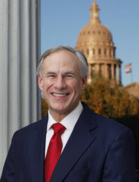 GOVERNOR GREG ABBOTT GOVERNOR OF THE GREAT STATE OF TEXAS