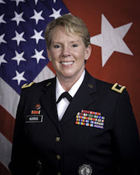 Brig. Gen. Tracy Norris Deputy Adjutant General and TXARNG Commander