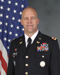 COL. Greg Chaney Chief of Staff