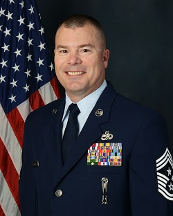 CMSgt Cornitius SENIOR ENLISTED ADVISOR TEXAS AIR NATIONAL GUARD
