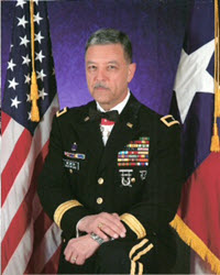 Major General Bodisch - Interim Commanding General