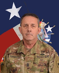 Command Sgt. Maj. Charles Turbeville - Senior Enlisted Advisor