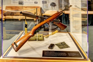 Exhibit of M1 Carbine