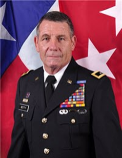 Maj. Gen. Gerald R. Betty - 2014-2017
