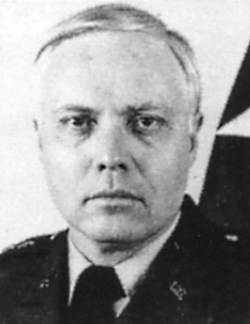 Maj. Gen. James Robison - 1988-1990